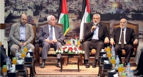 """""""حماس"""" و""""فتح"""" تتفقان على التصدي لقرار ترامب"""