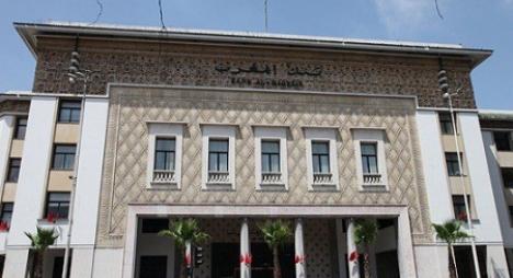 بنك المغرب: تراجع احتياجات البنوك من السيولة نهاية سنة 2019