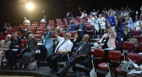 """برلمان """"المصباح"""" يدعو لإطلاق دينامية إصلاحية جديدة لترسيخ المسار الديمقراطي"""
