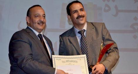 الطاهري الحائز على جائزة المغرب للكتاب لpjd ma: مستقبل الكتاب مشرق ولكن..