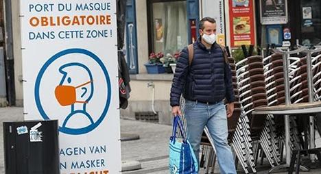 بلجيكا تعلن عن قيود جديدة في مواجهة تفشي وباء كورونا