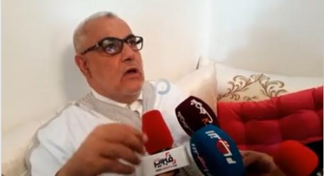 ابن كيران في أول تصريح بعد عودته من أداء مناسك العمرة (فيديو)