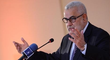 بلاغ عاجل من ابن كيران بخصوص مفاوضات تشكيل الحكومة