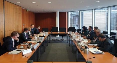 تفاصيل زيارة عملوفد عن لجنة العرائض بمجلس النواب لألمانيا