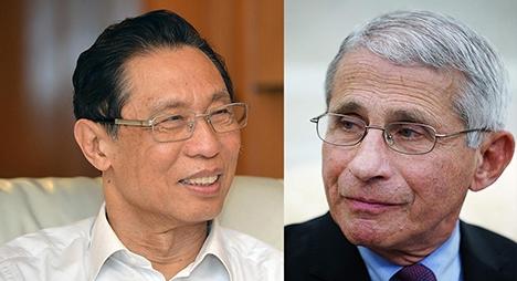 """خبراء الأوبئة في الصين والولايات المتحدة يدعون لتعاون عالمي لمكافحة """"كورونا"""""""
