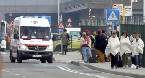 جمعية مغرب التنمية ببلجيكا تدين التفجيرات الإرهابية ببروكسيل