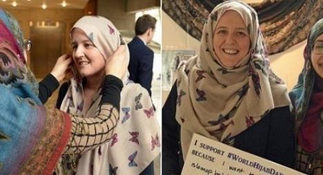 """""""الخارجية البريطانية"""" تدعو موظفيها لارتداء الحجاب لكونه رمزاً للأمان والاحترام"""