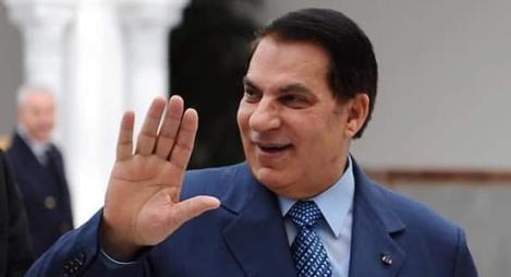 وفاة الرئيس التونسي الأسبق بن علي في منفاه بالسعودية