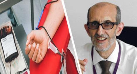 بنعجيبة يدعو إلى التفاعل مع حملات التبرع بالدم لإنقاذ حياة المرضى
