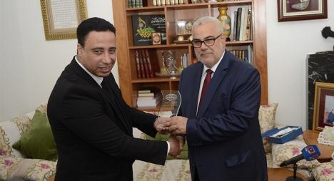 Abdelilah Benkirane, désigné personnalité de l'année