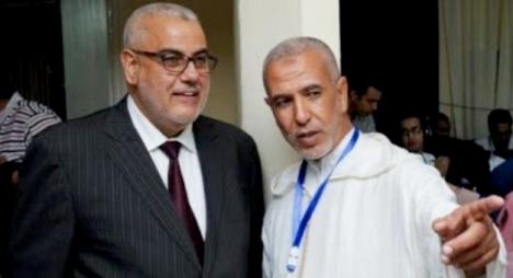العمراني: الأمانة العامة صادقت على جلسة للحواريؤطرها ابن كيرانلكنه اعتذر