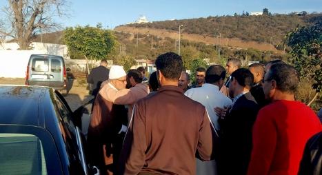 ابن كيران يعزّي في وفاة الكاتب المحلي للحزب بجماعة مهدية