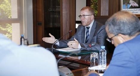 بوليف: ارتفاع عدد قتلى حوادث السير يفرض بلورة برنامج عمل استعجالي لتدارك هذه الوضعية