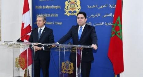 بوريطة: العلاقات المغربية – الكندية تسير في الاتجاه الصحيح