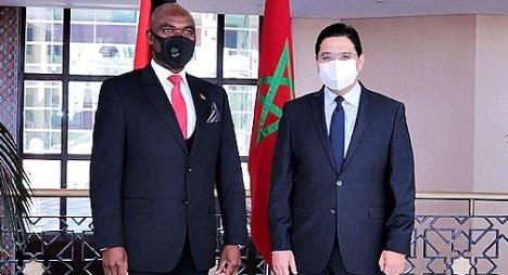 """مالاوي تشيد بالتحرك المغربي """"السلمي"""" و""""الحاسم"""" لتأمين حرية التنقل في الكركرات"""