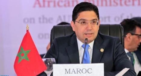 المغرب يدعو جنوب إفريقيا إلى العمل من أجل انبثاق نموذج جديد للتعاون