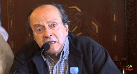 """""""موت مختلف"""" يجمع محمد برادة مع جمهور المعرض الدولي للكتاب"""