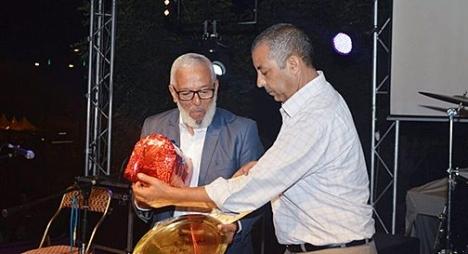 تكريم الفنان الحسين برداوز رائد السينما الأمازيغية