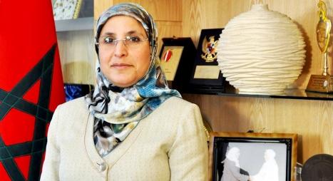 Bassima Hakkaoui, parmi les femmes arabes les plus puissantes en 2016