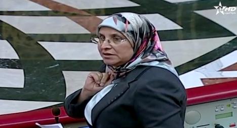 الحقاوي تحرج البام : دعم الأرامل حقيقة.. إلا إذا كان محيطكم ليس فيه أرامل ( فيديو)