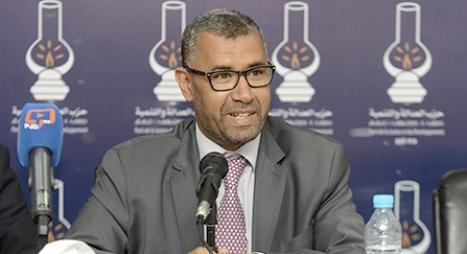 عبد الله بووانو رئيسا للمجموعة النيابية لحزب العدالة والتنمية بمجلس النواب