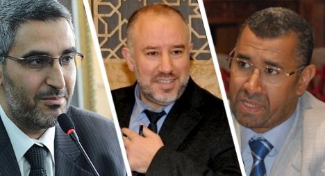 """""""مصباح"""" مجلس النواب يرشح ثلاثة أسماء لخلافة الأزمي على رئاسة الفريق"""