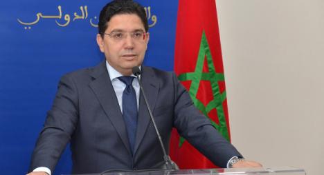 بوريطة: الصحراء المغربية ستصبح قطبا متميزا للتعاون جنوب - جنوب