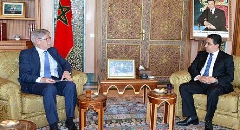 المغرب: ما قام به الاحتلال بغزة سلوك خطير ينافي القانون الدولي