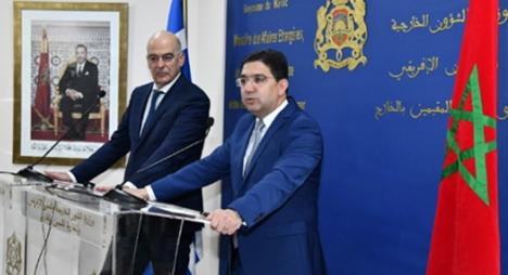 """اليونان تعتبر مبادرة الحكم الذاتي للصحراء """"مقاربة جدية وذات مصداقية"""""""