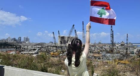 استقالة ثالثة من الحكومة اللبنانية عقب انفجار مرفأ بيروت