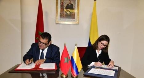 هذه تفاصيل برنامج جديد للتعاون بين المغرب وكولومبيا