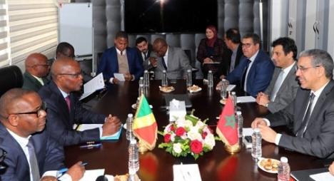 رباح يستعرض تجربة المغرب في تطوير نموذجه الطاقي