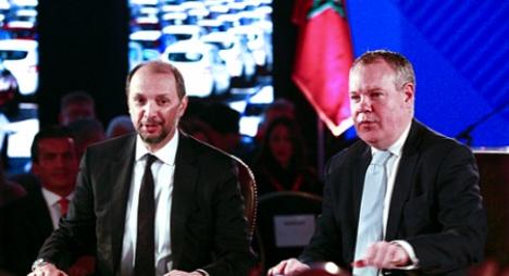 المغرب والمملكة المتحدة يتطلعان إلى بناء شراكة إستراتيجية في مجال الاستثمار