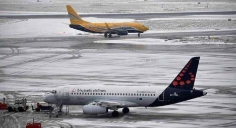 إلغاء أزيد من ألفي رحلة بسبب عاصفة ثلجية بالولايات المتحدة