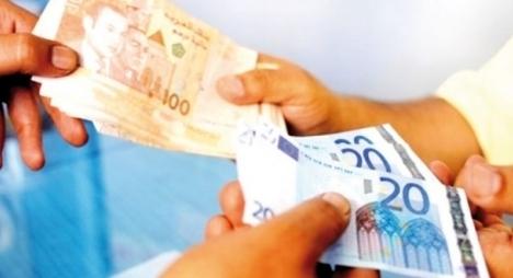 بنك المغرب يعلن تحسن قيمة الدرهم مقابل الأورو
