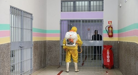 مندوبية السجون تقرر وقف العمل بنظام الحجر الصحي ابتداء من الأربعاء المقبل