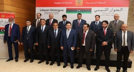 """بوزنيقة..وفدا ليبيا يتوصلان لـ"""" اتفاق شامل"""" حول معايير وآليات تولي المناصب السيادية"""