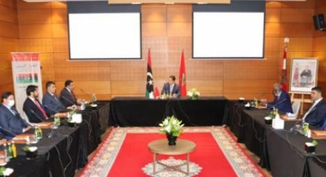 إشادة دولية بجهود المغرب لتمكين الفرقاء الليبيين من التوصل لحل سياسي دائم