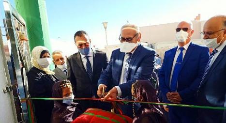 المغرب يشرع في تطوير النشاط التجاري بمعبر الكركرات