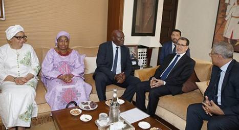 وفد إفريقي يشيد بتجربة المغرب في مجال تطوير الوظيفة العمومية