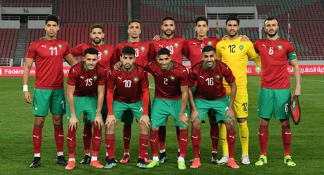 """المنتخب المغربي يتراجع في تصنيف """"الفيفا"""" لشهر أبريل"""