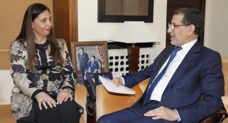 """العثماني يؤكد حرص المغرب على تعزيز التعاون مع اللجنة الأممية """"الأسكوا"""""""
