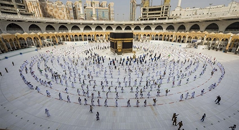 السعودية تعلن استئناف مناسك العمرة تدريجيا وبشروط