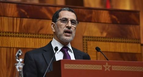 العثماني: ما تقوم به الحكومة من إصلاحات أمر غير مسبوق