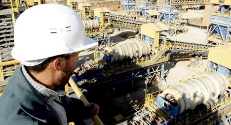 الفوسفاط الصخري والنشاط المنجمي والانتاج الكهربائي بالمغرب يواصل توجهه الايجابي