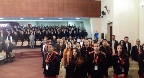 """المدرسة المحمدية للمهندسين تفوز بالجائزة الأولى للمسابقة الوطنية """"إناكتوس المغرب"""""""