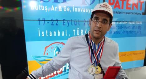 المغرب يظفر بميداليتين ذهبيتين وسبع جوائز في معرض اسطنبول الدولي للابتكار