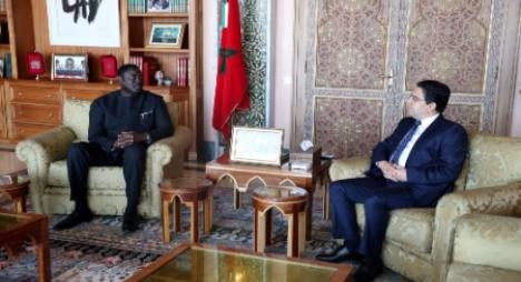 غامبيا تعلن فتح قنصلية لها بالداخلة قريبا