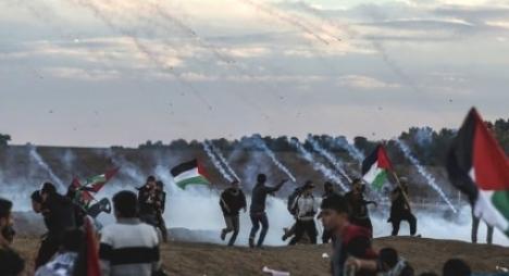 الضفة الغربية.. إصابة 40 فلسطينيا بالرصاص وبحالات اختناق