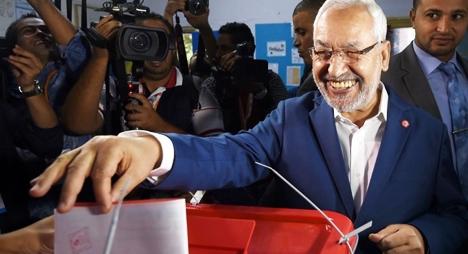 Législatives tunisiennes: Ennahda arrive deuxième